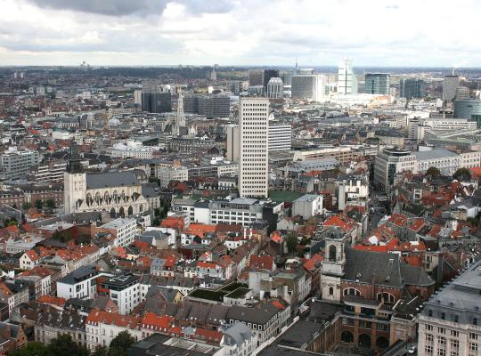 Brussel, van verdeelde naar gedeelde stad
