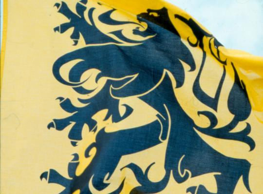 Op 11 juli met plezier de Vlaamse Leeuw meezingen onder een wapperende leeuwenvlag: mag het nog, ja?