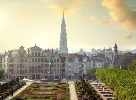 Vlaanderen investeerde in 2015 meer dan ooit in Brussel